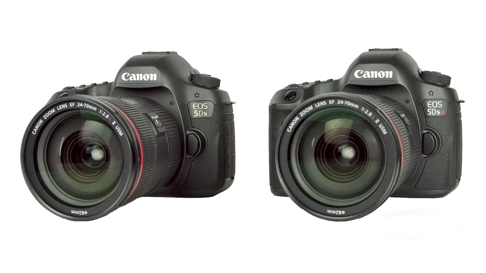 Canon EOS 5DS and 5DS R: Hands-On Review