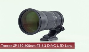 Tamron SP 150-600mm f/5-6.3 Di VC USD Zoom