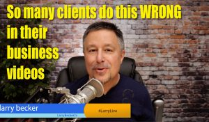 So many clients do this WRONG in their Business Videos